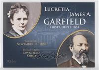 Lucretia and James A. Garfield