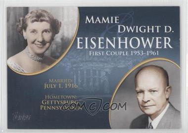 2008 Topps Updates & Highlights [???] #FC-32 - Mamie and Dwight D. Eisenhower