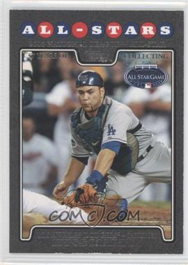 2008 Topps Updates & Highlights [???] #UH17 - Russell Martin /57