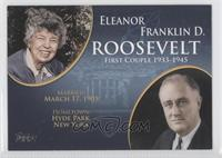 Eleanor and Franklin D. Roosevelt