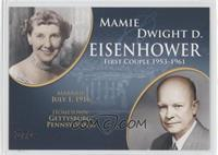 Mamie and Dwight D. Eisenhower