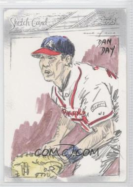 2008 Topps Updates & Highlights Sketch Cards #N/A - [Missing] /1