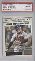 Chipper Jones [PSA 10]
