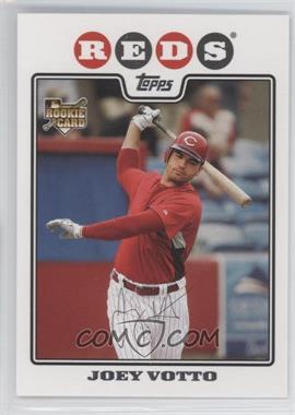 2008 Topps #319 - Joey Votto