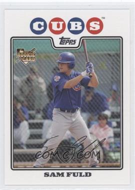 2008 Topps #96 - Sam Fuld