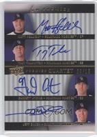 Matt Holliday, Troy Tulowitzki, Garrett Atkins, Jeff Baker