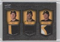 Jason Bay, Xavier Nady, Freddy Sanchez /30
