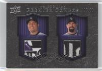 Matt Holliday, Todd Helton /50