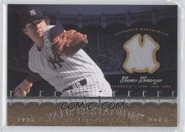 2008 Upper Deck - Multi-Product Insert Yankee Stadium Legacy Memorabilia #YSM-GG - Rich Gossage