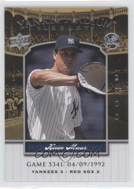 2008 Upper Deck - Multi-Product Insert Yankee Stadium Legacy #YSL5341 - Kevin Maas