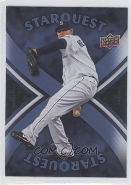 2008 Upper Deck - Starquest - Rare #SQ-45 - Felix Hernandez