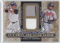 Matt Holliday, Andruw Jones /99