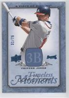 Chipper Jones /75