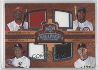 Alfonso Soriano, Carlos Lee, Ken Griffey Jr., Jason Bay