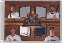 Richie Sexson, Aubrey Huff, Jim Thome, Justin Morneau, David Ortiz, Jason Giamb…