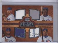 Kerry Wood, Alfonso Soriano, Derrek Lee, Aramis Ramirez, Randy Johnson, Chad Tr…