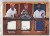 Albert Pujols, Derrek Lee, Kerry Wood, Prince Fielder, Ben Sheets, Mark Mulder