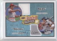 Ivan Rodriguez, Johnny Bench /200