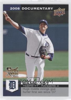 2008 Upper Deck Documentary #4473 - Armando Galarraga