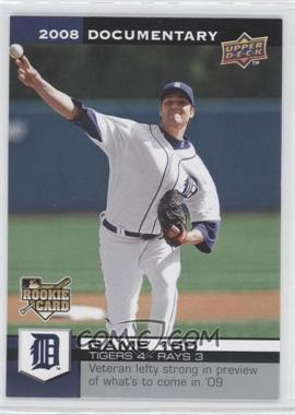 2008 Upper Deck Documentary #4743 - Armando Galarraga
