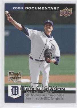 2008 Upper Deck Documentary #4833 - Armando Galarraga