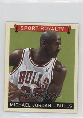 2008 Upper Deck Goudey - [Base] - Mini Red Back #300 - Michael Jordan