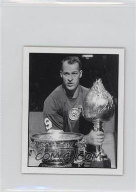 2008 Upper Deck Goudey - Hit Parade of Champions #HPC-10 - Mr. Hockey