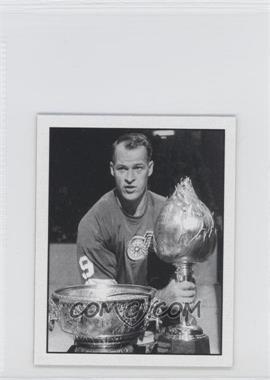 2008 Upper Deck Goudey Hit Parade of Champions #HPC-10 - Mr. Hockey