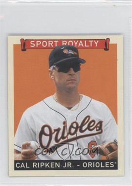 2008 Upper Deck Goudey Mini Blue Back #282 - Cal Ripken Jr.