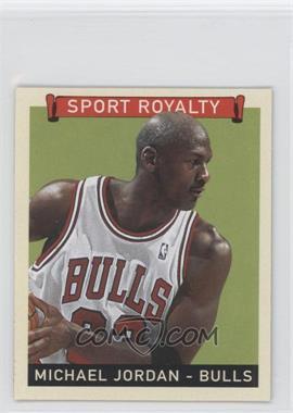 2008 Upper Deck Goudey Mini Blue Back #300 - Michael Jordan