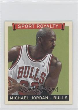 2008 Upper Deck Goudey Mini Blue Back #300 - Michael Jordan