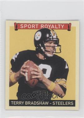 2008 Upper Deck Goudey Mini Green Back #327 - Terry Bradshaw /88