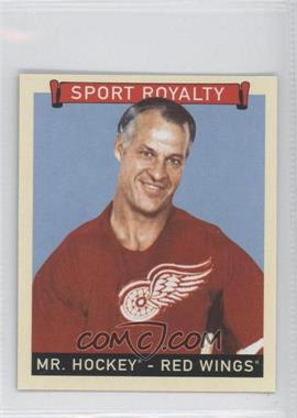 2008 Upper Deck Goudey Mini Red Back #293 - Mr. Hockey (Gordie Howe)