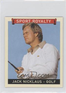 2008 Upper Deck Goudey Mini Red Back #298 - Jack Nicklaus
