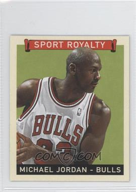 2008 Upper Deck Goudey Mini Red Back #300 - Michael Jordan