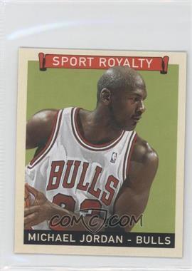 2008 Upper Deck Goudey Mini Red Back #300 - Michael Jordan