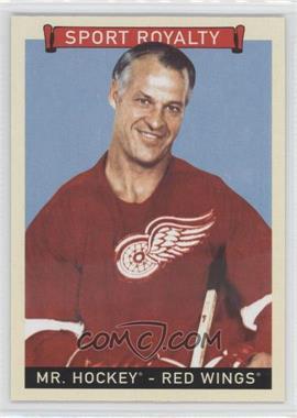 2008 Upper Deck Goudey #293 - Mr. Hockey (Gordie Howe)