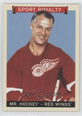 2008 Upper Deck Goudey #293 - Mr. Hockey (Gordie Howe)