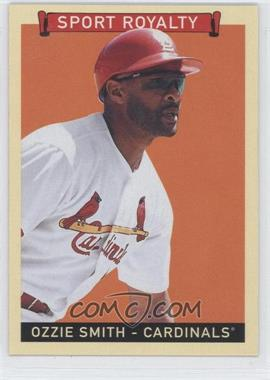 2008 Upper Deck Goudey #320 - Ozzie Smith