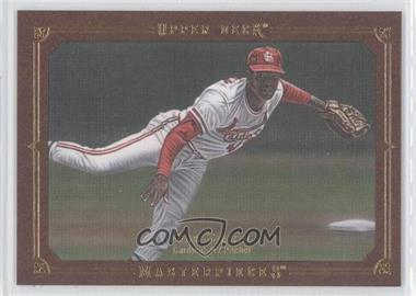 2008 Upper Deck Masterpieces Gold Paper Framed #118 - Bob Gibson /10