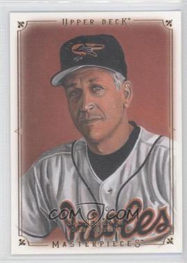 2008 Upper Deck Masterpieces #101 - Cal Ripken Jr.
