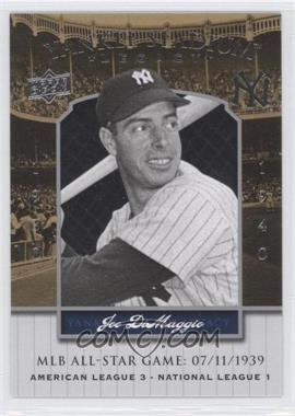 2008 Upper Deck Multi-Product Insert Historical Moments #1288HM - Joe DiMaggio