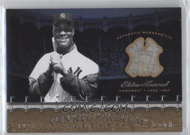 2008 Upper Deck Multi-Product Insert Yankee Stadium Legacy Memorabilia #YSM-EH - Elston Howard