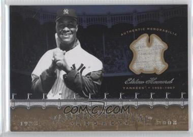 2008 Upper Deck Multi-Product Insert Yankee Stadium Legacy Memorabilia #YSM-EH - Elston Howard