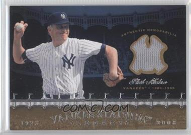 2008 Upper Deck Multi-Product Insert Yankee Stadium Legacy Memorabilia #YSM-PN - Phil Niekro