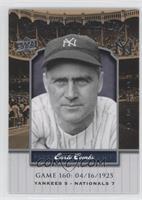 Earle Combs