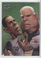 Barack Obama, John McCain