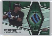 Vernon Wells /15