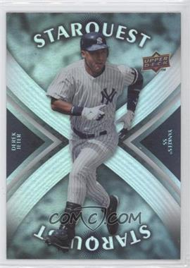 2008 Upper Deck Starquest Super Rare #SQ-9 - Derek Jeter