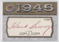 Hank Borowy /30